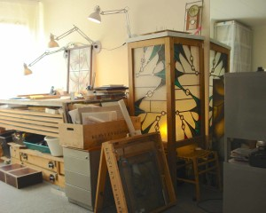 Thuisfront atelier